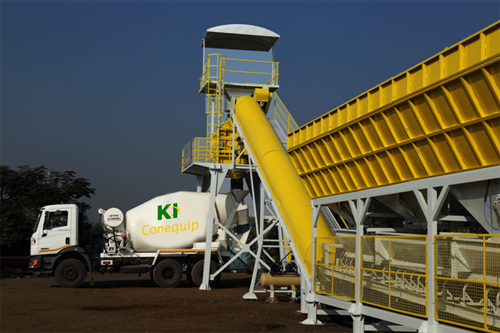 Concrete batching plant | Mobile Concrete batching plant